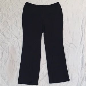 Black Trouser Dress Pants